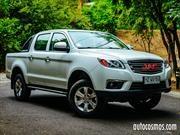 Test Drive: JAC T6 2017