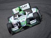 Carlos Muñoz, listo para el Gran Premio Inaugural de Indianápolis