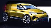 Volkswagen Caddy adelanta la apariencia de su nueva generación