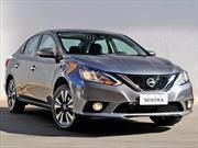 Nuevo Nissan Sentra 2017 ya está en Chile