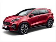 KIA Sportage 2019 recibe facelift y motor semi-híbrido