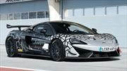 McLaren 620R, legal para la calle y la pista