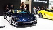 Lamborghini Gallardo LP 560-4 debuta en el Salón de París