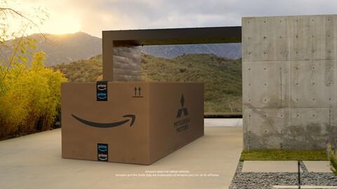 Mitsubishi Outlander 2022 llega a EE.UU. por Amazon