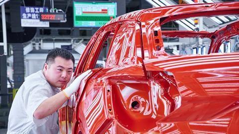 Las ventas en China crecieron otra vez
