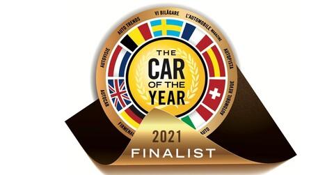 Auto del año de Europa 2021: Los finalistas