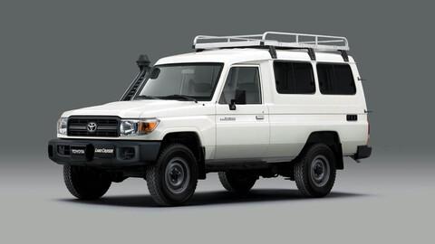 Esta Toyota es el primer auto precalificado por la OMS para el transporte de vacunas