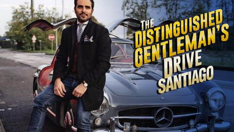 Distinguished Gentleman's Drive 2021 en Chile: ahora es en cuatro ruedas