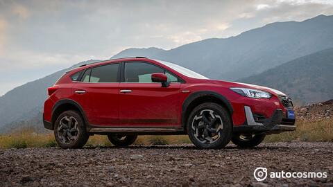 Probamos la Subaru XV Hybrid 2021