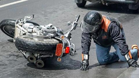 Accidentes en motocicleta se incrementan durante la pandemia