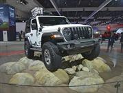 La esperada renovación del Jeep Wrangler 2018 debuta en Los Ángeles