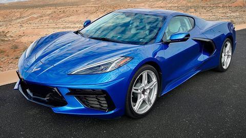 GM reinicia la fabricación del chasis del Corvette