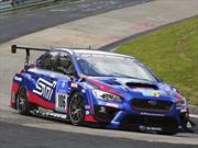 Subaru alcanzó el primer lugar en las 24 horas Nürburgring