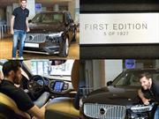 """Volvo XC90 First Edition el nuevo """"juguete"""" de Rudy Fernández"""