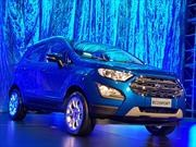Ford Ecosport 2.1 se lanza en Argentina