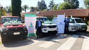 Gildemeister entrega vehículos y asistencia sanitaria a la Municipalidad de Pudahuel
