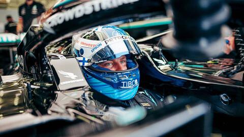 F1 2021: Valtteri Bottas fue el dueño del viernes en Imola