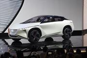 Nissan IMx Concept, un crossover completamente eléctrico