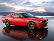 Dodge Challenger SRT Hellcat 2015 se presenta