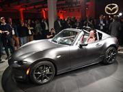 Mazda MX-5 RF 2017: La versión Targa ya es realidad