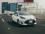 Toyota Prius C 2018 a prueba