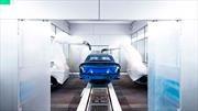 Lamborghini recurre inteligencia artificial para pintar sus autos
