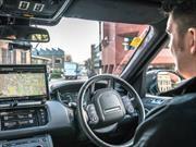 Jaguar Land Rover hace primeras pruebas de vehículos autónomos