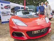 Goodwood 2018: Lotus presenta el Evora GT410 Sport Edición Especial Jim Clark