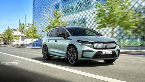 Skoda Enyaq iV 2021: El nuevo eléctrico de la marca checa