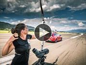 Video: Skoda y su flecha alada, también en la vida real