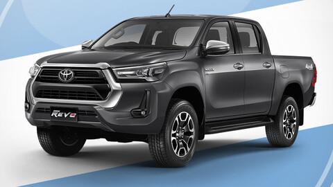 La nueva Toyota Hilux ya se fabrica en Argentina