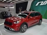 Kia Niro Hybrid Utility Vehicle debuta