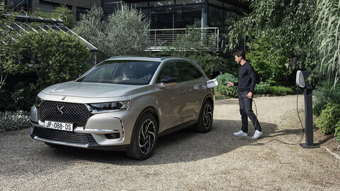 DS 7 Crossback E-Tense 4x4 en Chile, vanguardia electrificada