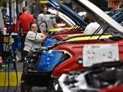 Caen las ventas de autos en Estados Unidos durante 2017