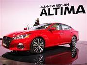 Nissan Altima 2019 es un auto completamente superior