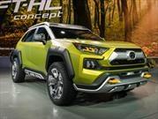 Toyota FT-AC Concept, el futuro SUV off-road de la marca japonesa