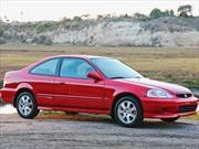 Honda Civic Si 2000 sale a subasta