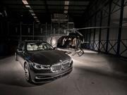 Test drive: BMW Serie 7 2017