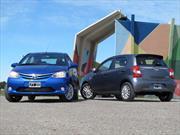 Toyota duplicará la producción del Etios