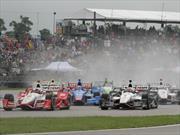 IndyCar: Juan Pablo Montoya logra quinto puesto y se mantiene como líder