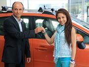 Paola Longoria es la nueva embajadora de Subaru en México