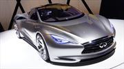 Infiniti Emerg-E Concept presente en el Salón de Ginebra 2012