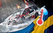 WRC 2020: acortan Rally de Suecia por falta de nieve