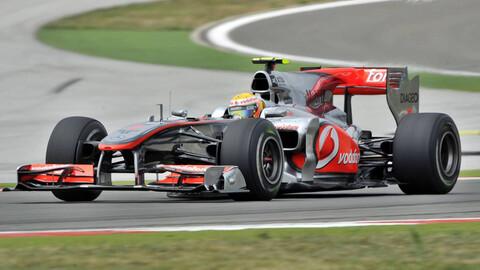 F1: ¿Te querés comprar uno de los McLaren con los que Lewis Hamilton ganó?