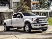 Ford F-Series Super Duty 2018: un camión de lujo