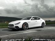 Maserati Ghibli por Novitec dispone de 500 hp