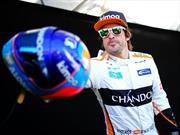 Fernando Alonso se despide de la Fórmula 1