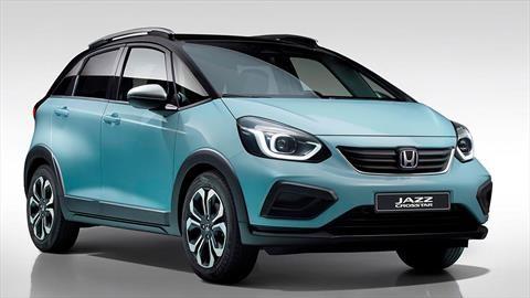 Honda está listo para producir el Fit Crosstar en Brasil