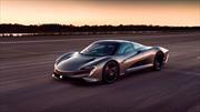 McLaren Speedtail alcanza los 403 km/h