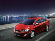 El Chevrolet Sonic 2012 fue presentado en sociedad